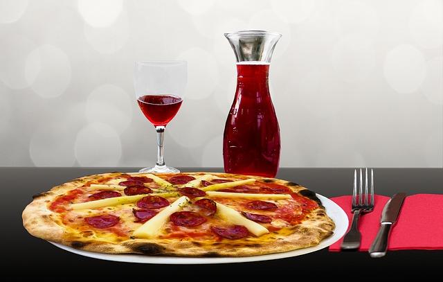 Recette: la pizza à L'espagnole