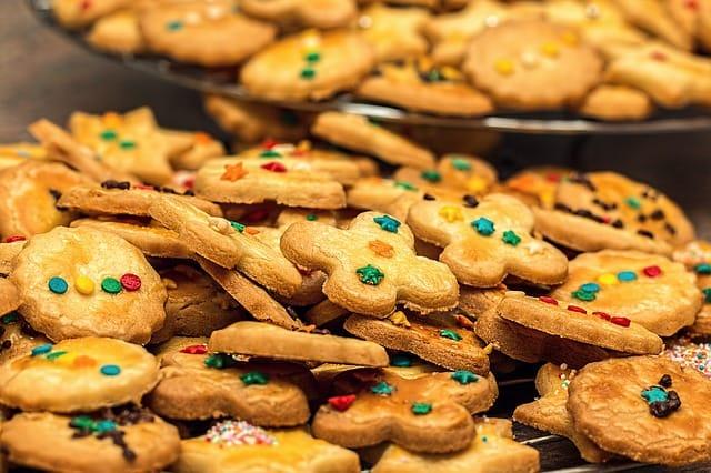 Cuisine: Les petits sablés de Noël