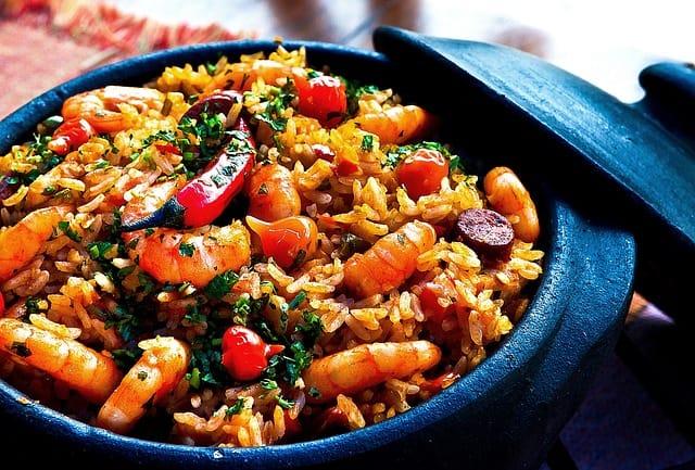 Recette: le riz à l'espagnol
