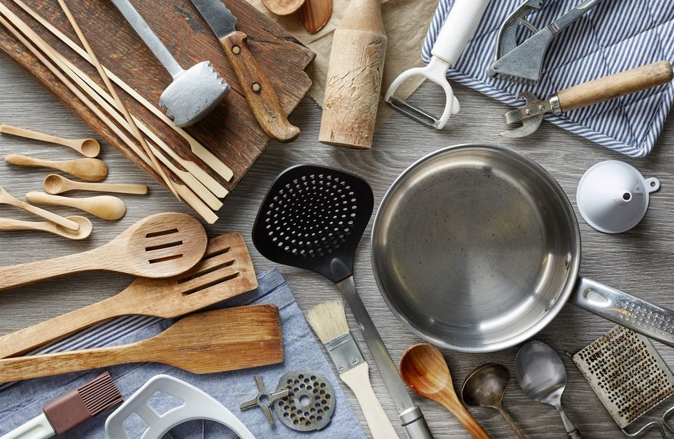 Le matériel indispensable pour bien débuter la cuisine