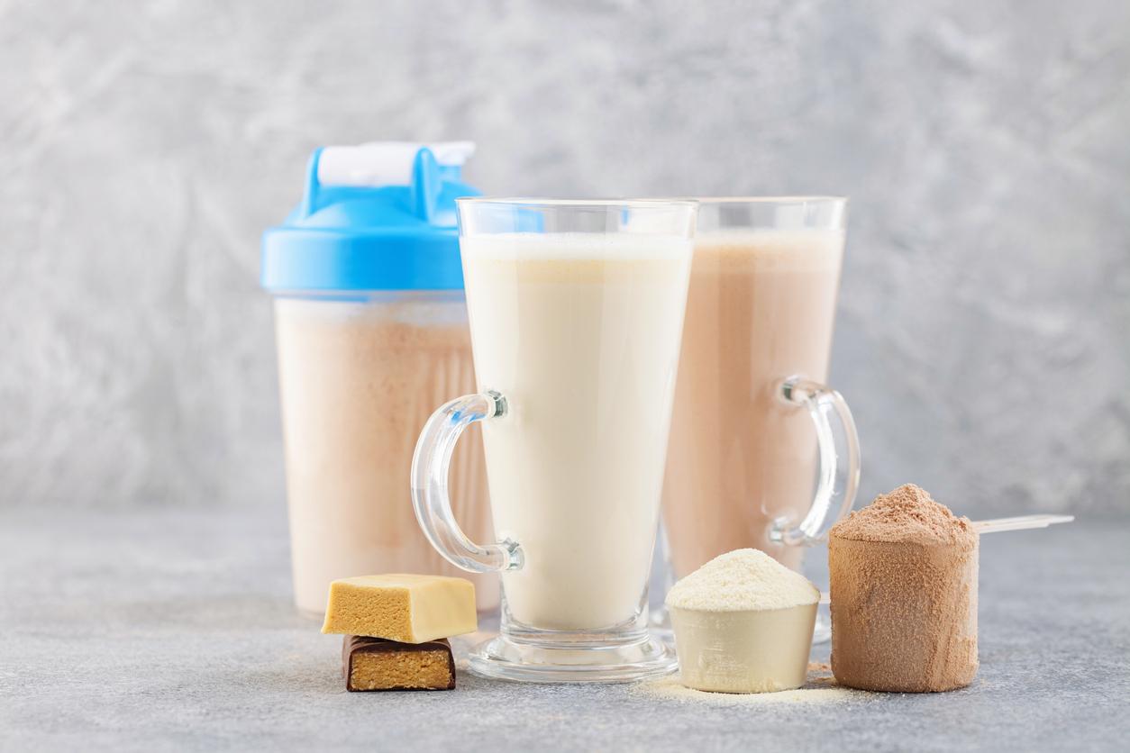 Nos recettes gourmandes avec des protéines de lactosérum